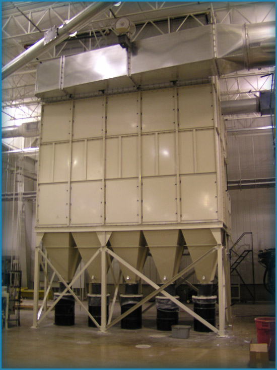 Dust Systems In Pneumatic Conveying Systems Air Systems Design