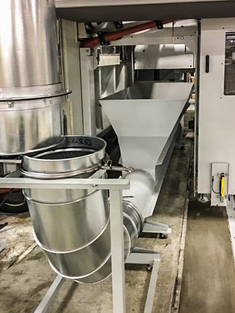 Folding Carton Installations For Pneumatic Conveying Systems Air Systems Design