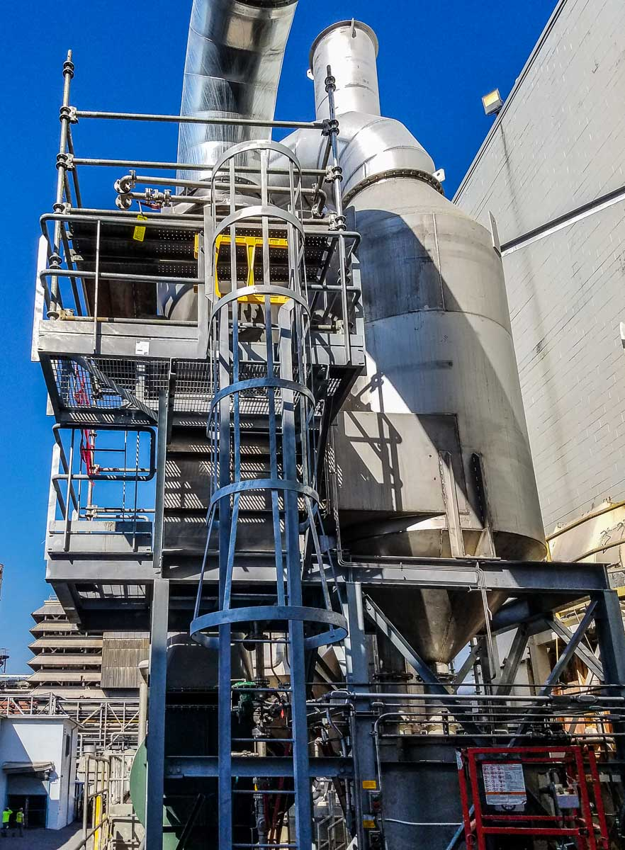 Wet Scrubbers Air Systems Design Pneumatic Conveying Systems
